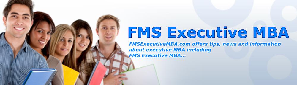 FMS Executive MBA
